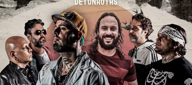 Detonautas lança 'Racismo é Burrice' com Gabriel O Pensador