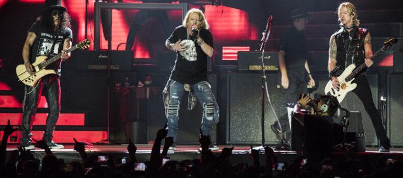 Guns N'Roses Anuncia Turnê Pelos Estados Unidos Com Mammoth WVH