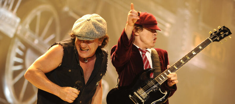 AC/DC Lança Videoclipe Da Música Witch's Spell