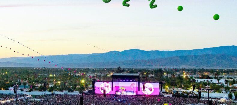 Coachella anuncia datas para edição de 2022